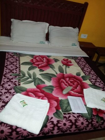 Emmel Dwellings : Hotel Bed(Deluxe Room)