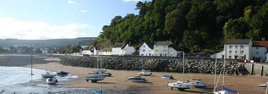 Lorna Doone Guest House : Minehead Harbour