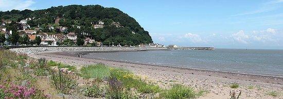 Lorna Doone Guest House : Minehead Beach