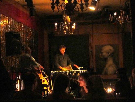 Jazzbar Vogler: Performance