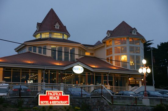 Restaurants Near Pacifica Beach Hotel