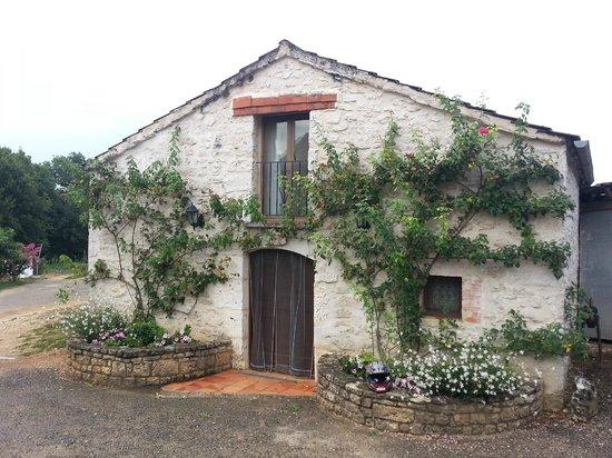 Chez Mireille : Chambre Le Fournil