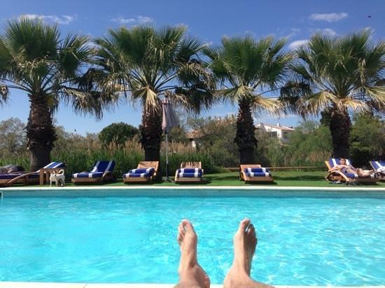 Hotel Mangio Fango: piscine