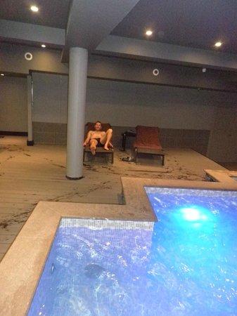 Le Cinq Hotel : piscine