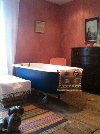 Barwick Farm House : our room