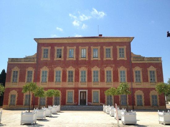 Musée Matisse : Front View