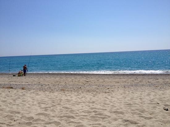 Hotel Stella Marina : spiaggia stella marina riace