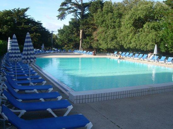 Domaine Ker Juliette: la piscine