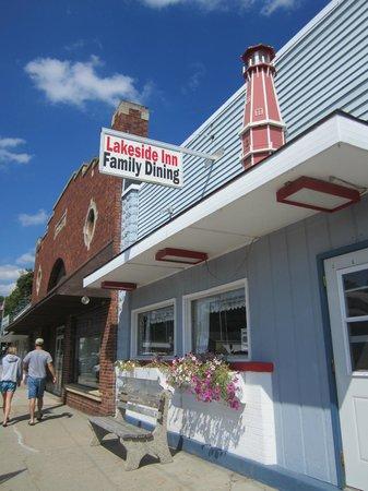Sand Lake, MI: Cute local restaurant.
