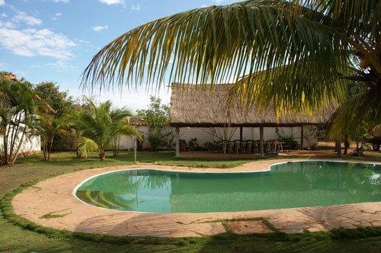 Hotel Chiquitos: Piscina