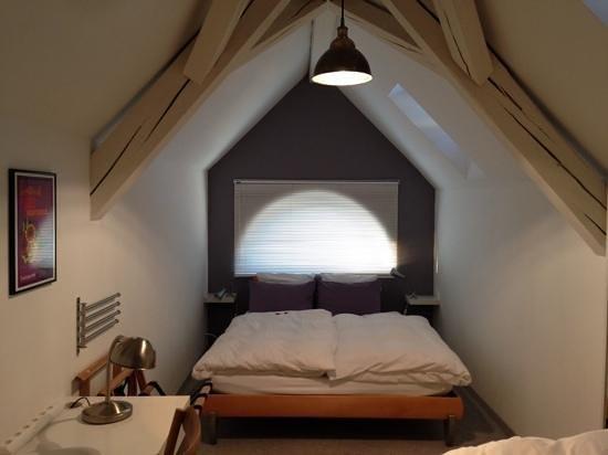 B&B Villa Feldpausch: oberes Schlafzimmer