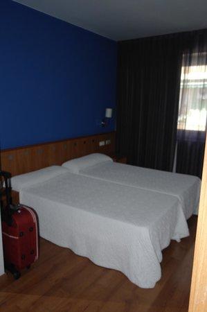 Hotel Acta Azul Barcelona: Camera matrimoniale