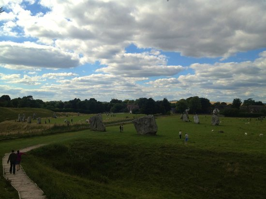 Archaeologist Guided Tours : Avebury