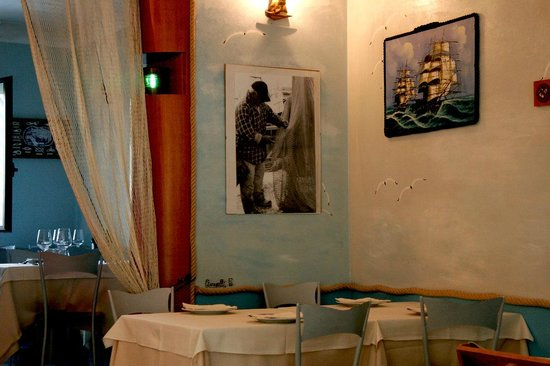 Da Bacone : sala ristorante