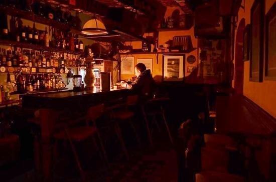La Biznaga 3.0.3: La Barra.!!!!   Un lugar acogedor en donde a todo mundo le encanta disfrutar de un buen trago en