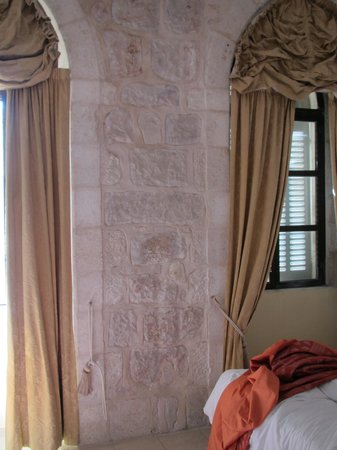 Knights Palace: Our room