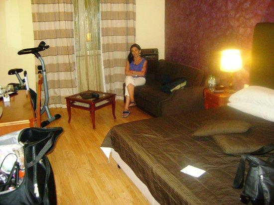 Hotel delle Province: comodidad!