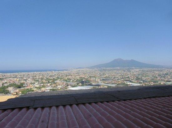 Villa Palmentiello: vista dalla camera