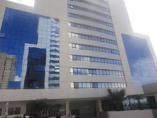 São Salvador Hotéis e Convenções: fachada