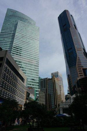 The Fullerton Hotel Singapore: Wonderful Singapore