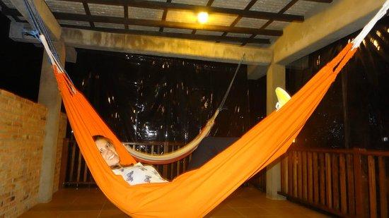 Tavarua Hotel: Terraza de Tavarua