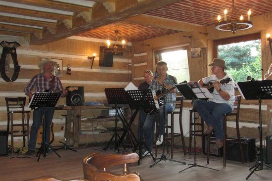 Longhorn Rooms: de sfeer