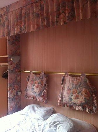 Castel Albertine : chambre