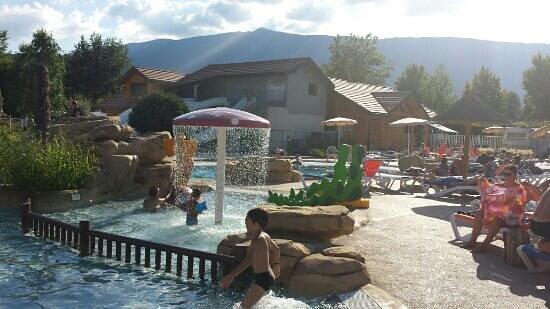 Village Camping Europa: la piscine aquatique