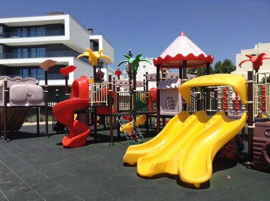 Alvor Baia Resort Hotel: Kids park area. Very good