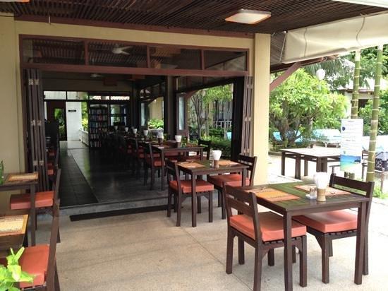 Rummana Boutique Resort: il ristorante e locale colazioni
