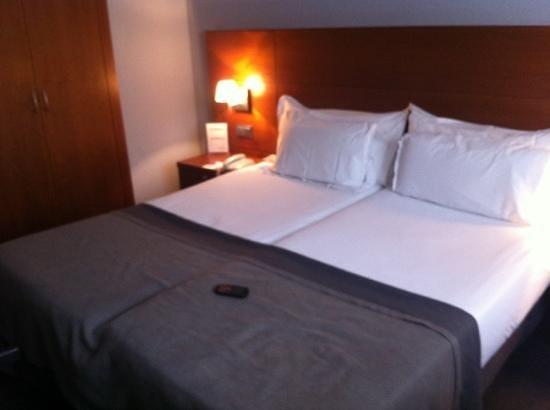 Silken Concordia Hotel: camera doppia