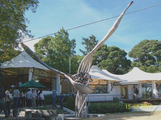 Restaurante en el tenedor del cerro fotograf a de el for El tenedor andorra