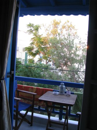 Antonia Studios : View from Room