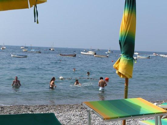 Da Ferdinando: Fornillo beach