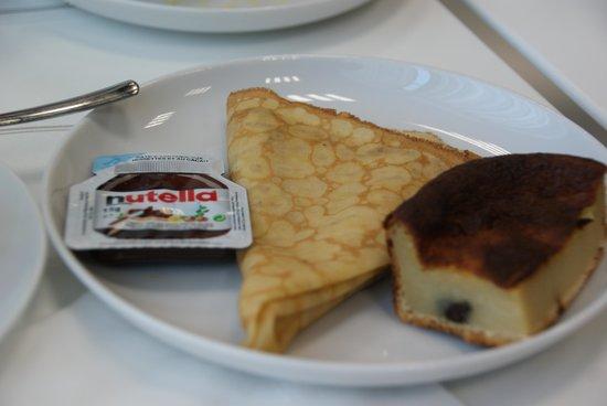 MERCURE Saint Malo Balmoral : Breakfast