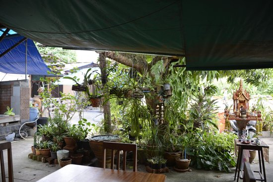 Ban To Guest House: Breakfast Area