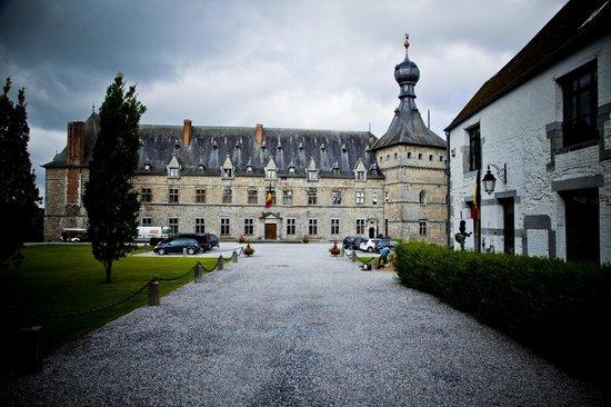 Le Château de Chimay : castle