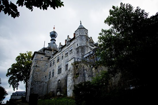 Château de Chimay : castle