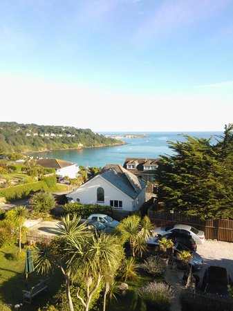 Headland House: View from Porthminster