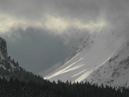 Ski resort Lenzerheide: alp sanaspans