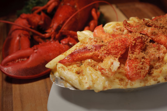 Sunset Grille: Lobster Mac n' Cheese