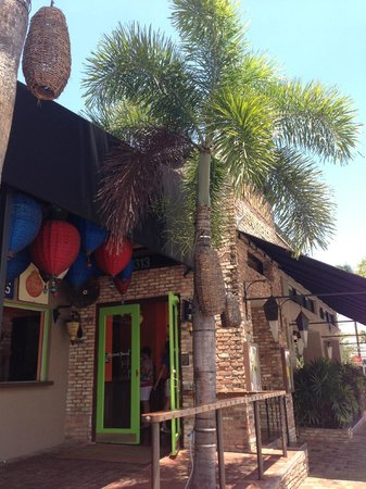 Rocco's Tacos & Tequila Bar - Fort Lauderdale: The exterior of Rocco's Tacos