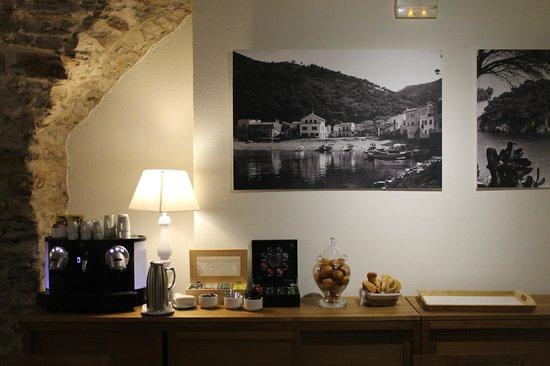 Hotel El Petit Convent: Comedor