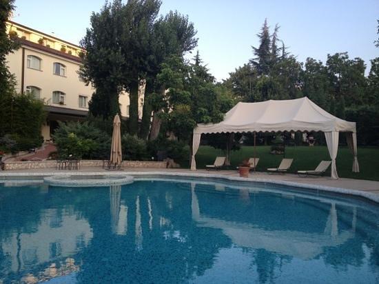 Albergo La Primula: piscina all'esterno
