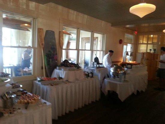 Lakeside Dining Room Buffet