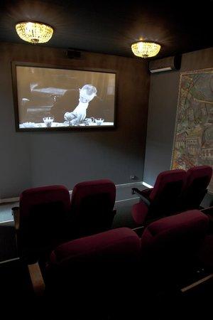 Hotel Mabi: cinema