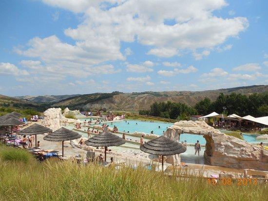 Una delle piscine esterne picture of acquapark della - Piscine esterne ...
