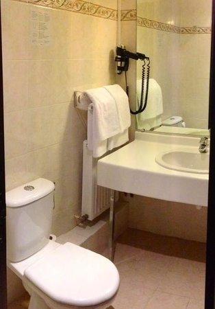Hotel Las Donnas : Salle de bain