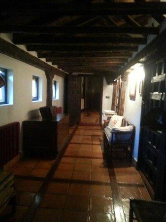 La Casa del Abad Hotel Spa: Por dentro