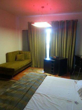 La Casa del Abad Hotel Spa: Moderna
